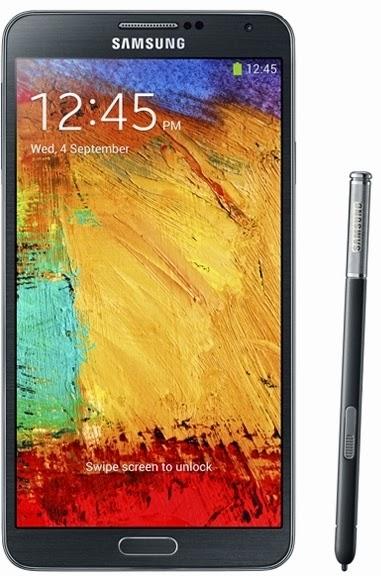 Spesifikasi dan Harga Samsung Galaxy Note 3 SM-N900