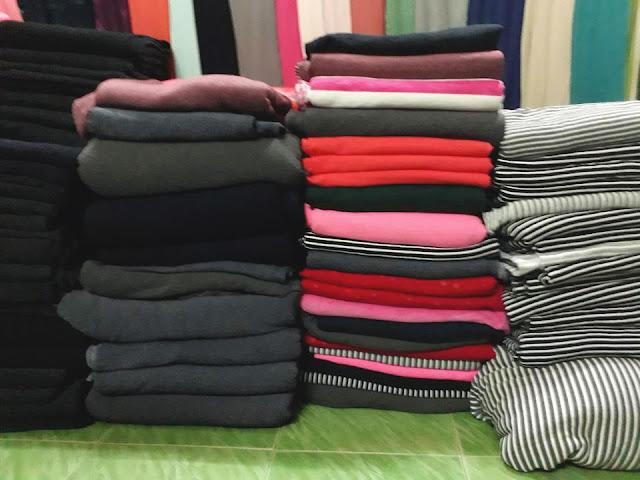 Vải Nỉ Cotton
