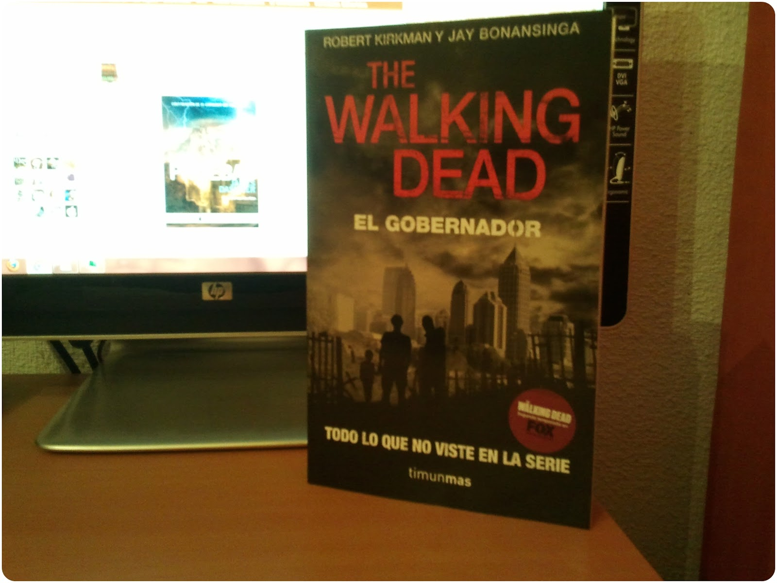 Libros Por Torrent The Walking Dead El Gobernador Epub Español Mega Pdf