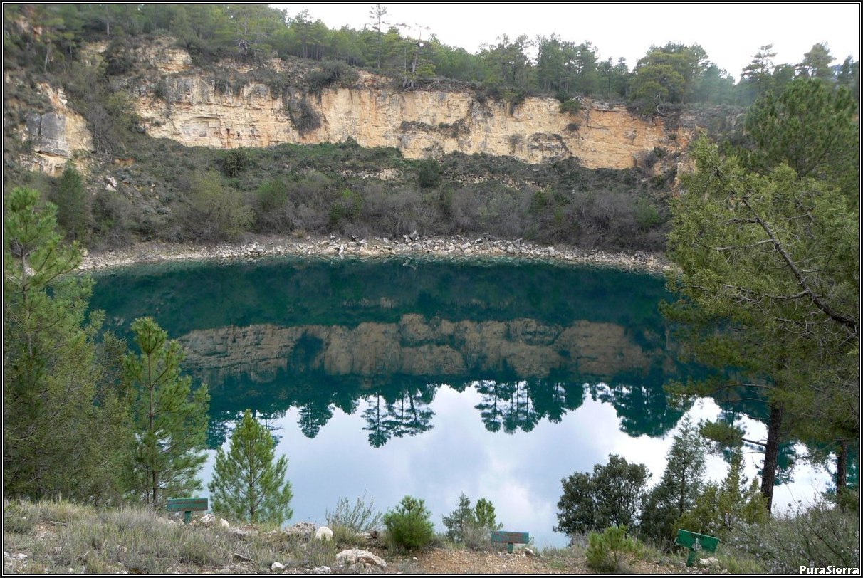 Laguna Parra (Cañada Del Hoyo)