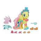 My Little Pony Land & Sea Snap-on Fashion Fluttershy Brushable Pony
