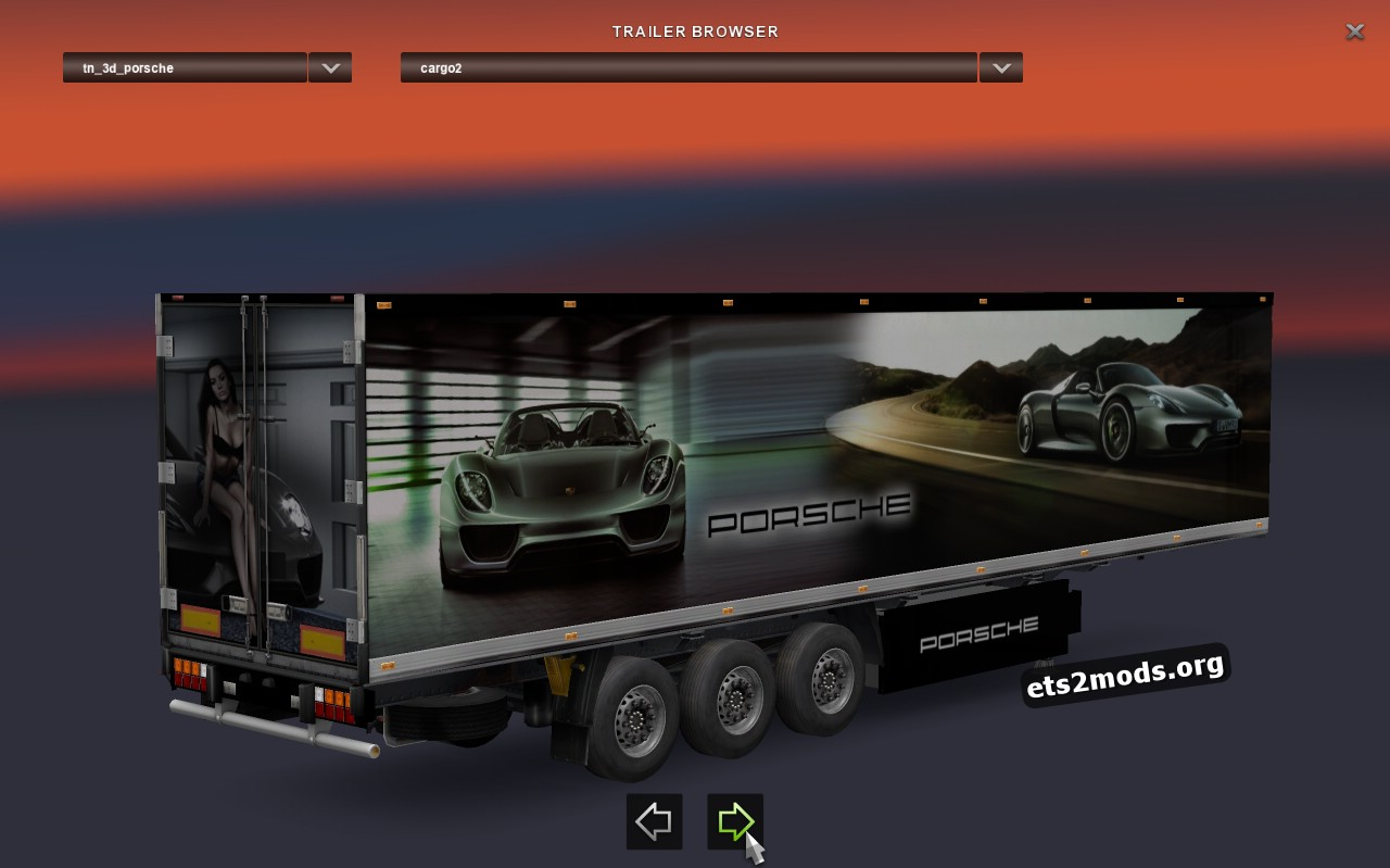 3D AD Trailers Pack - Update