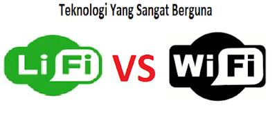 Li-Fi Vs Wi-Fi Teknologi Masa Depan Yang Sangat Terkenal Dan Berguna