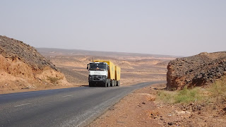 Drives towards Porth of Sudan