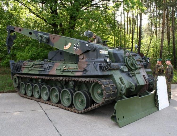 Büffel ARV/Bergepanzer
