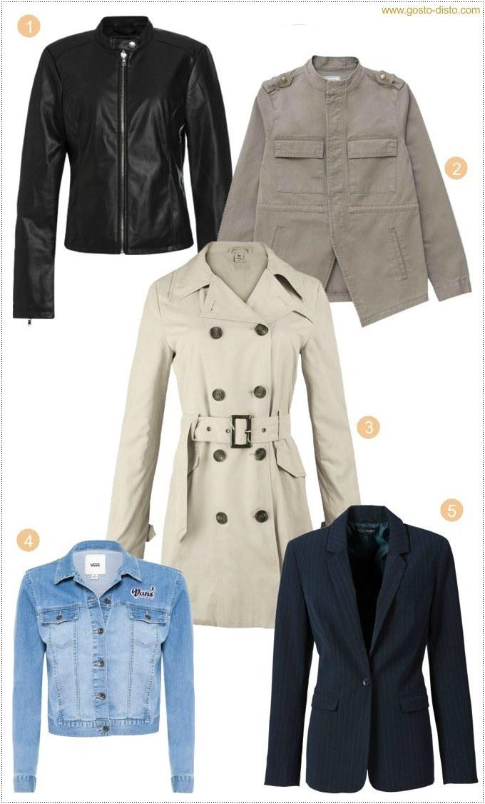 5 casacos básicos para comprar em liquidação sem medo de errar
