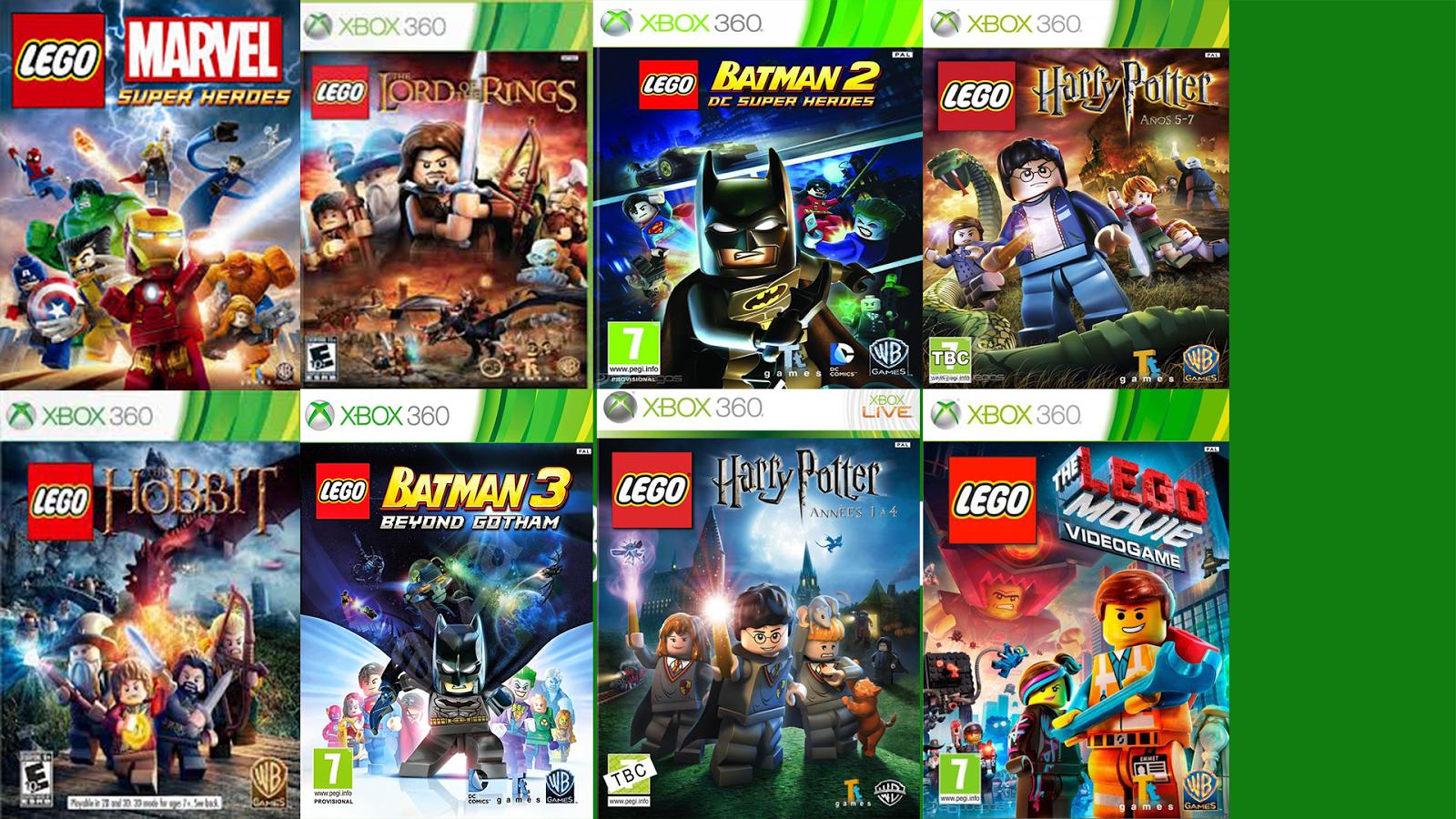 Gamer To Gamers Xbox Store Descuentos Juegos Lego Usuarios Gold
