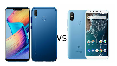Honor Play vs Xiaomi Mi A2