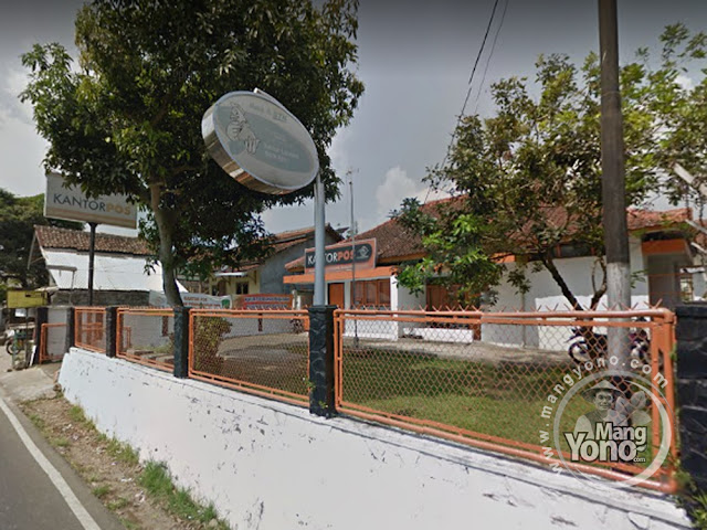Kantor POS Sagalaherang, Subang