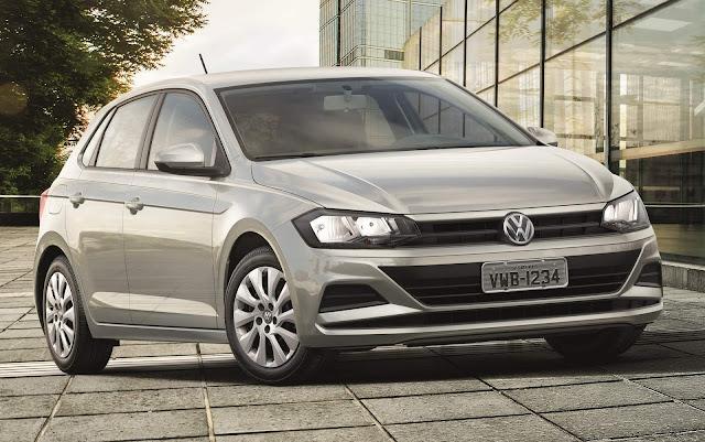 VW Polo 1.0 MPI - melhor opção 0KM até R$ 50 mil