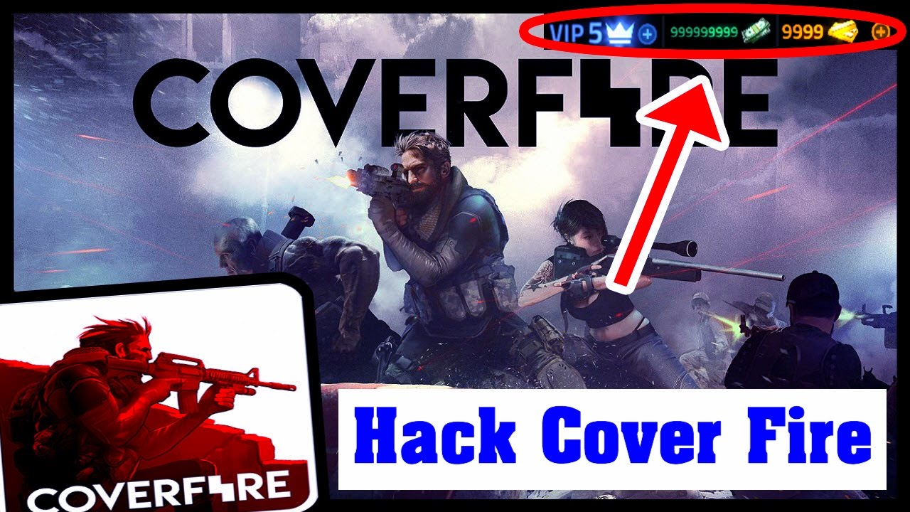 Kumpulan Aplikasi Game Android Cover Fire Offline Mod Apk Obb File