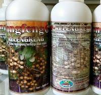 Obat perangsang pohon kelengkeng