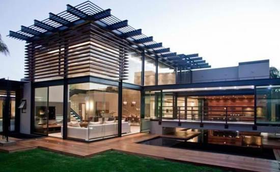 Rumah Senibina Moden