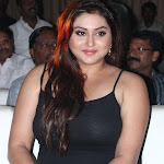 Namitha in Black Dress Latest Stills