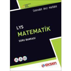 Eksen Yayıncılık LYS Matematik Soru Bankası