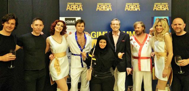 'GIMME GIMME ABBA' KEMBALIKAN NOSTALGIA ABBA!
