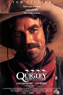 1990 Quigley Down Under Con todas las de la ley Alan Rickman