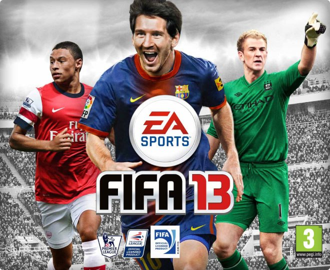 FIFA 13 Free Download full version pc game for Windows (XP 7 8 10) torrent