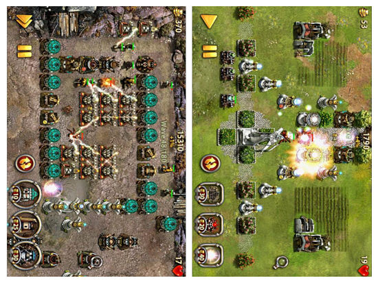 Best Tower Defense Games For Windows Phone, Nokia Lumia