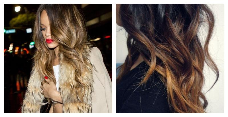 Obsession With Hair Ombre Hair Najmodniejsze Włosy Sezonu