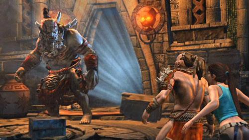 Lara Croft and the Guardian of Light est un jeu d'action et d'aventure sur PC. Il s'agit là de la suite des aventures de l'héroïne la plus célèbre des jeux vidéo.