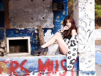 Choi Seul Ki - Lustful Beauty