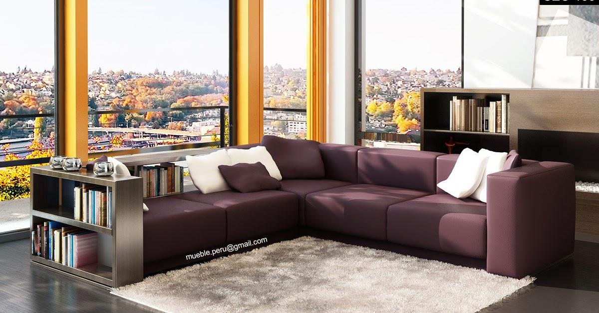 Mueble per muebles de sala muebles de sala seccionales for Muebles de sala 2017