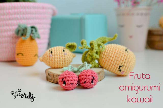 Veggies Amigurumi Food Free Crochet Pattern (Amigurumi Food ... | 426x640