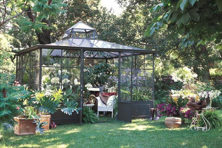 Unopiù arreda giardini e terrazze con qualità e design italiano il
