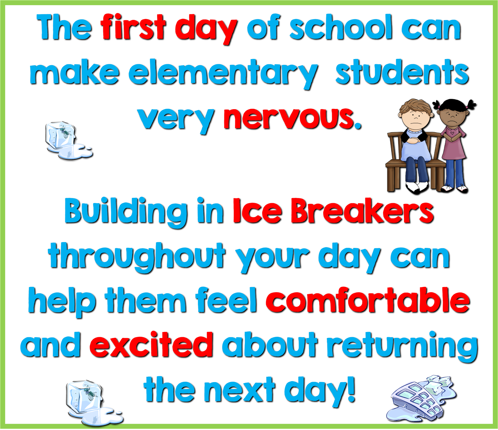 Read Like A Rock Star 5 Fun Ice Breaker Activities For