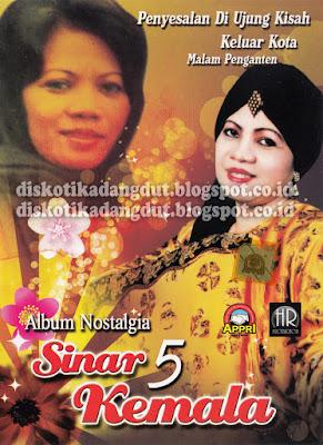 Album Nostalgia Sinar Kemala Vol 5 2013