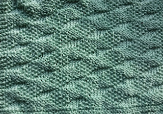 knitted in cotton
