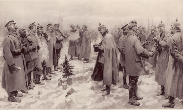 CHRISTMAS AT THE FRONT: MILITARY MUSEUM RECALLS WARTIME HOLIDAY CELEBRATIONS, Metamora Herald