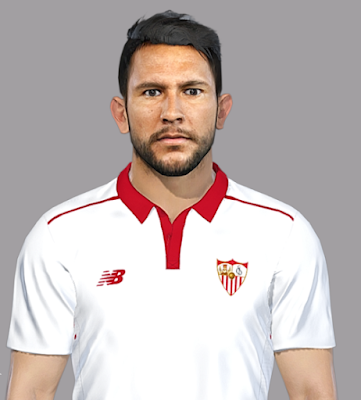 PES 2018 Walter Montoya Faces by SeanFede