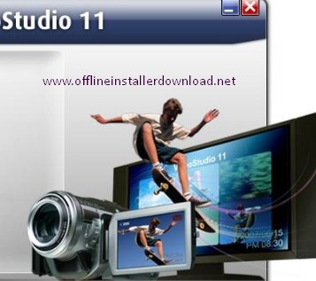 Ulead Video Studio 11 plus offline installer free download with crack