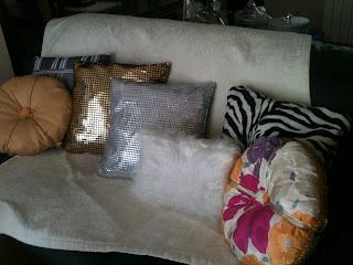 DIY...Almofadas estilo Boho, #DIY #Manualidades, #artesanato, #Decoração,