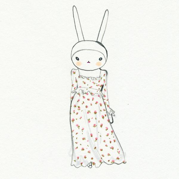 Fifi Lapin: Romance and Rosebuds Fifi
