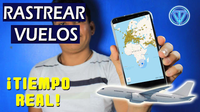Como rastrear un vuelo en tiempo real y compartirlo a tus amigos
