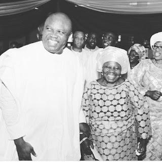 Olamide celebrates Governor Akinwunmi Ambode birthday