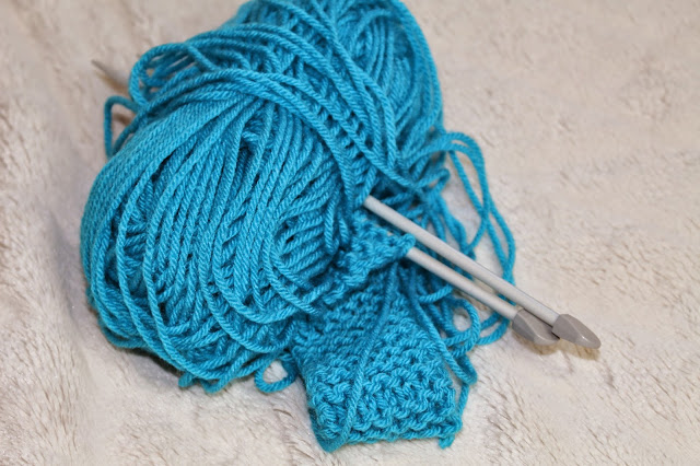 knitting shoutjohn blue