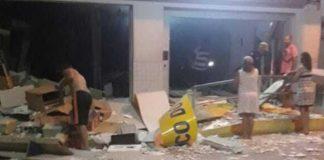 Explosão: Mais duas agências bancárias são alvo de bandidos no Ceará; estado contabiliza 40 ataques