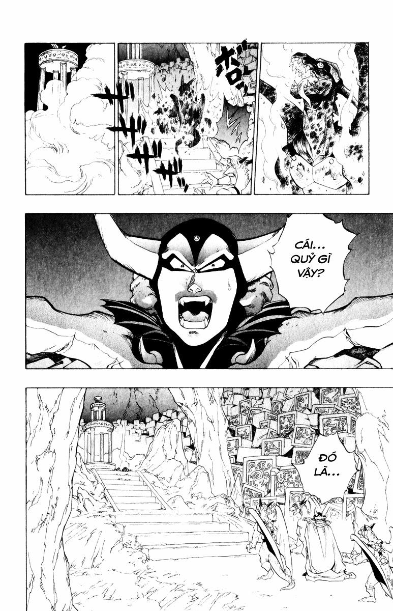 Dragon Quest: Emblem of Roto chap 36 trang 29