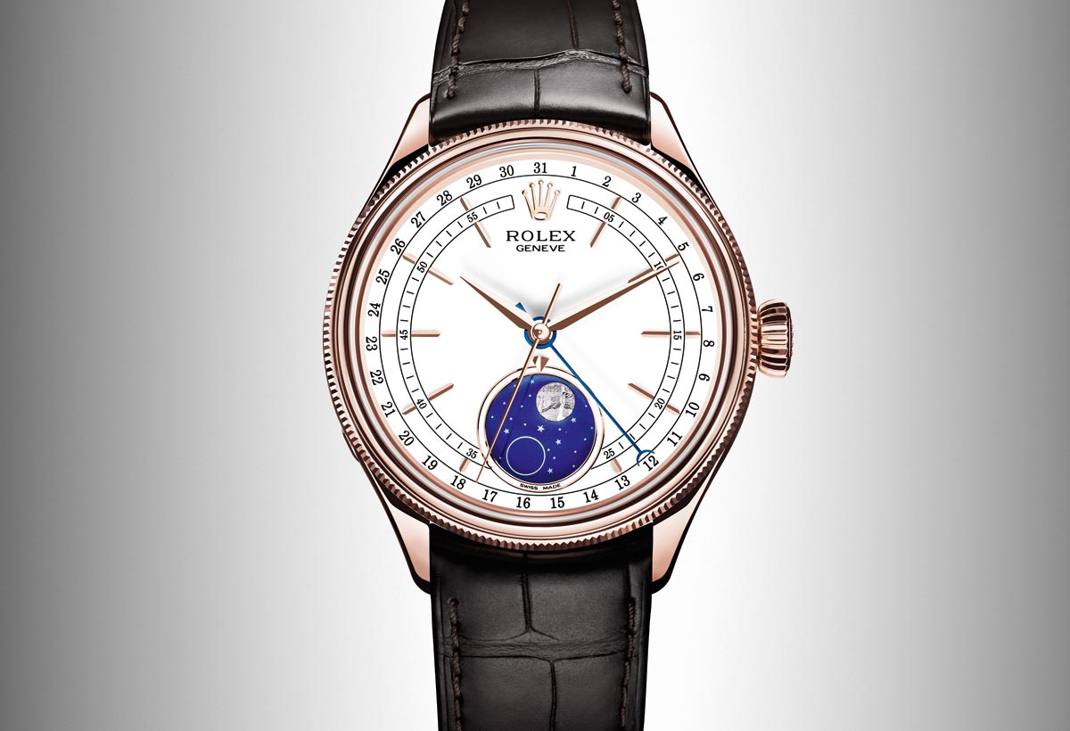 Rolex cellini moonphase time and watches for Rolex cellini