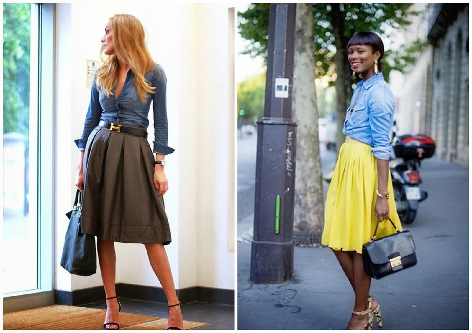Fotos de mujeres vestidas casual