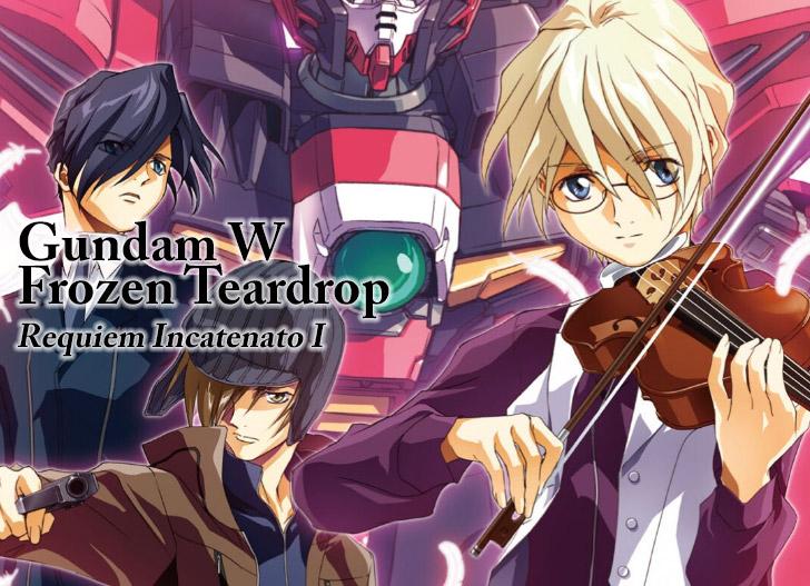 [DIGEST] Gundam W Frozen Teardrop ③ Requiem Incatenato I