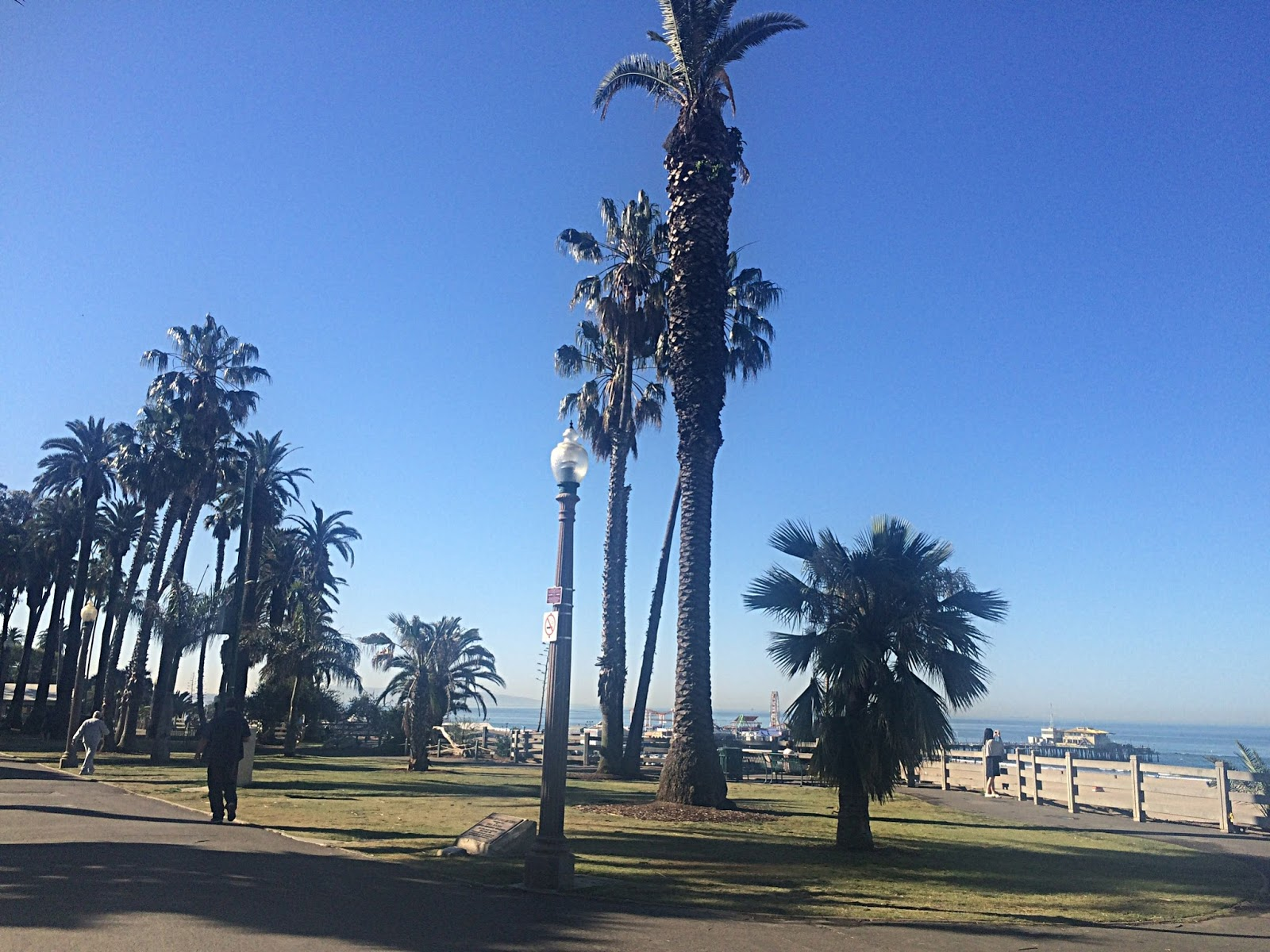 Los Angeles - Santa Monica Beach
