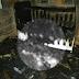 Duas irmãs morrem carbonizadas em incêndio de casa na cidade de Central do Maranhão