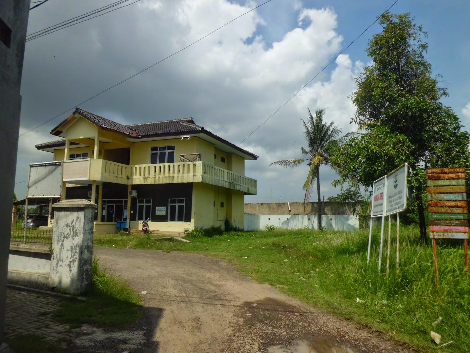 kantor kelurahan kedaleman