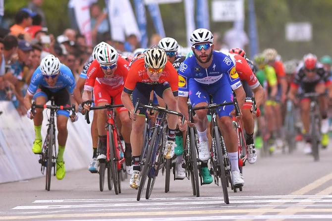 Vuelta a San Juan 2018 - 1ª etapa