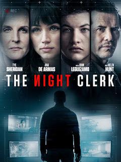The Night Clerk Legendado Online